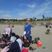 Sortie famille à la mer