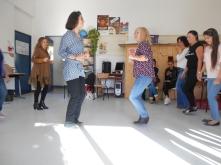 Atelier danse du monde